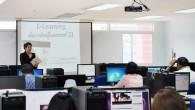 คณะครุศาสตร์อุตสาหกรรม ได้จัดโครงการอบรมเชิงปฏิบัติการพัฒนาสื่อการเรียนการสอนในรูปแบบ E-Learning เพื่อให้ผู้เข้ารับการฝึกอบรมมีความรู้ ความเข้าใจในกระบวนการพัฒนาสื่อการเรียนการสอนในรูปแบบ E-Learning และจัดทำคลังความรู้เพื่อเพิ่มประสิทธิภาพการเรียนการสอนของคณะและสาขาวิชาโดยมีดร.ดวงกมล โพธิ์นาค เป็นวิทยาการให้ความรู้ ในการใช้ […]
