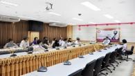 """ผศ.ดร.ขจรศักดิ์ ศิริมัย คณบดีคณะครุศาสตร์อุตสาหกรรม เข้าร่วมประชุมเตรียมความพร้อมในการจัดการแข่งขันกีฬามหาวิทยาลัยเทคโนโลยีราชมงคลแห่งประเทศไทย ครั้งที่ ๓๑ """"พระนครเกมส์"""" ในฐานะประธานคณะกรรมการฝ่ายแสงและเสียง ร่วมกับผู้ช่วยศาสตราจารย์ยุทธภูมิ สุวรรณเวช […]"""