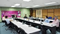 คณะครุศาสตร์อุตสาหกรรมจัดประชุมสาขาวิชาวิศวกรรมอุตสาหการ ครั้งที่ 2 โดยมีเนื้อหาการประชุมในเรื่องของการทบทวนตารางสอนและการกำหนดผู้สอน ภาคเรียนที่ 2/2557 ณ ห้องประชุมเทเวศร์ คณะครุศาสตร์อุตสาหกรรม เมื่อวันที่ […]